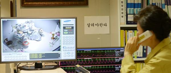 살려야 합니다. 출처: 오마이뉴스