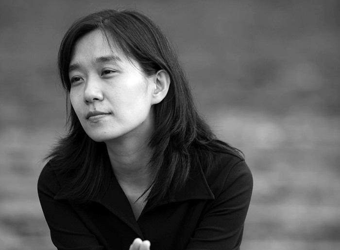 소설가 한강. 출처: 창비 페이스북