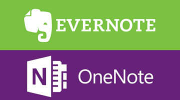 에버노트와 원노트, 나에게 맞는 메모 앱은?