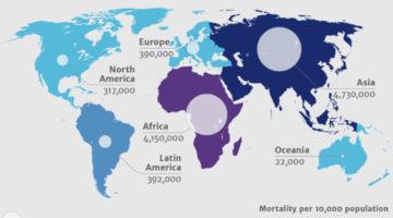 항생제 내성에 대한 경고: 2050년에는 감염병으로 천만 명이 사망한다?