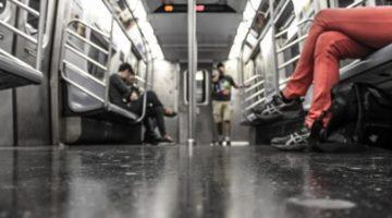 지하철 성추행을 눈앞에서 보고 나니