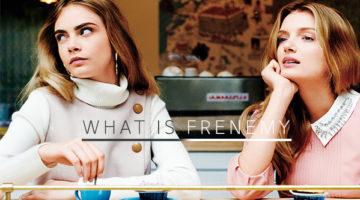 프레너미: 친구를 가장한 원수