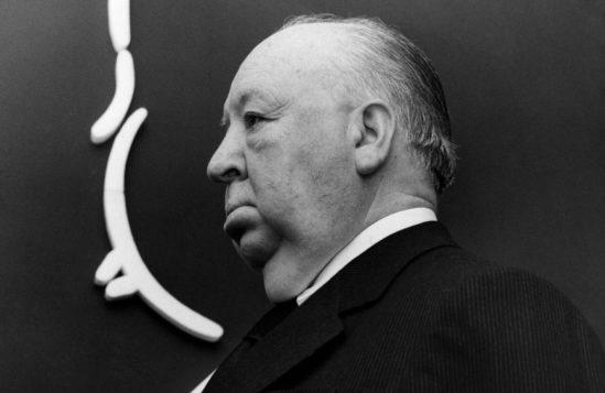 '서스펜스의 대가'로 불리우는 알프레드 히치콕(1899-1980).
