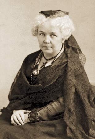 Elizabeth Cady Stanton (1815~1902)