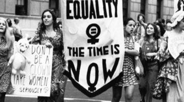 여성들이 목소리를 내기 시작했을 때 남성들의 반응은 변하지 않았다