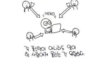 회사 내 '영웅 시스템'은 비극적 결말의 지름길