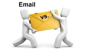직장인들을 빡치게 하는 이메일 예절