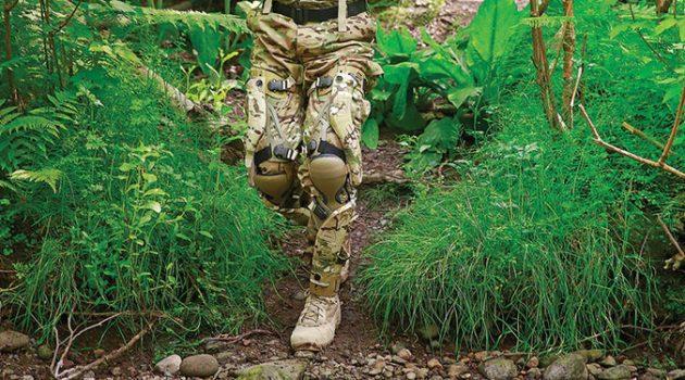 병사의 몸을 발전기로 바꿔준다? 휴대용 발전기 '파워 워크'