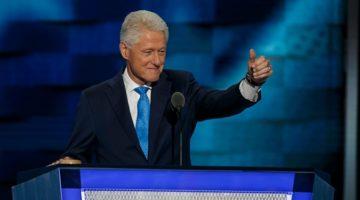 """""""힐러리가 이룬 진정한 개혁의 연대기"""" : 빌 클린턴의 지지 연설"""