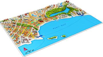 GPS와 구글: 지도 반출이 곧 매국이라고?