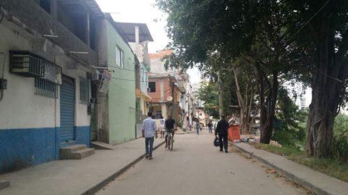 리우 내 작은 마을