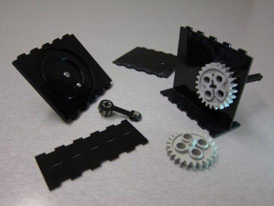 레고 프로토타입 부품