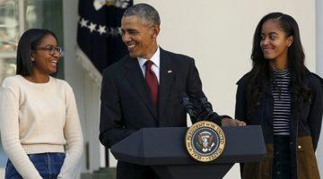 """버락 오바마: """"페미니즘은 우리 모두를 더 자유롭게 할 아이디어"""""""