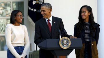 """버락 오바마, """"페미니즘은 우리 모두를 더 자유롭게 할 아이디어"""""""