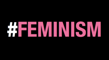 그럼에도 불구하고, 나는 '페미니스트'이다