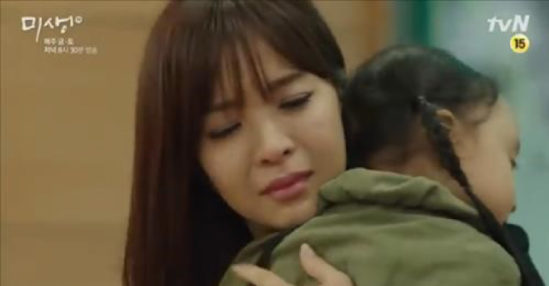 tvN 드라마 의 선차장은 아이를 키우면서도 일을 놓지 않는 '수퍼우먼'의 모습이었다.