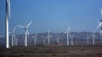 중국의 풍력 발전