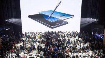 삼성, '갤럭시 노트'를 망하게 만든 치명적인 실수
