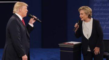 잔소리 Song By 클린턴, 트럼프 : 미 대선토론 간단요약