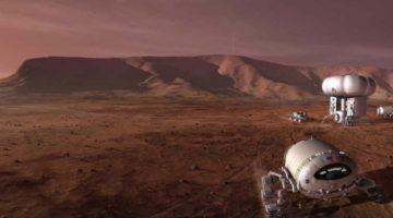 화성에서 산소를 만들 수 있을까?