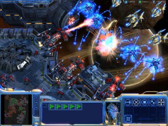 사이버 체스라 할 수 있는 스타크래프트2 [출처] 모바일 게임과 아이들|작성자 jnga