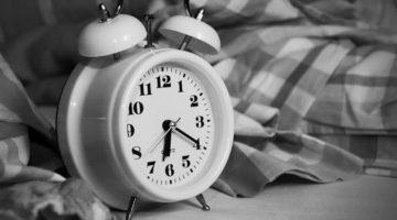 꼭 일찍 자고 일찍 일어나야만 하나요?