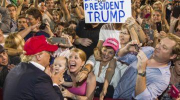 '트럼프 지지율이 높은 진짜 이유'라고?