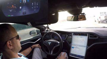 미래를 운전하다, 무인 자동차