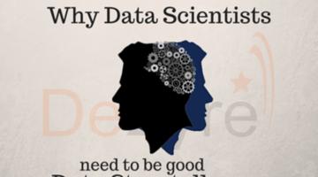 데이터 과학자는 왜 좋은 스토리텔러가 되어야 하는가