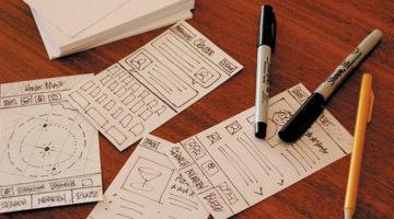 프로토타입, 쉽게 만들자! 프로토타이핑 디자인 서비스