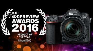 DPREVIEW가 선정한 2016 최고의 카메라