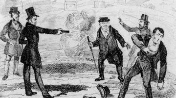 결투의 역사: 결투는 정말 멋진 것이었을까?