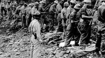 1951년 2월, 거창에서 양민 719명 목숨 잃다