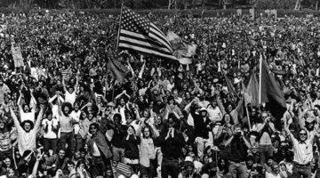 50년 전 세상: 사랑의 여름과 혁명, 그리고 독재
