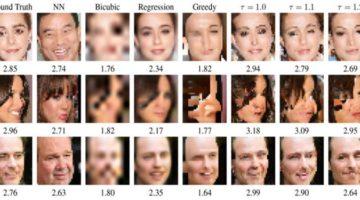 딥러닝으로 모자이크 이미지를 복원해주는 구글 브레인 기술