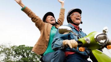 은퇴 후 젊음을 유지하는 10가지 방법