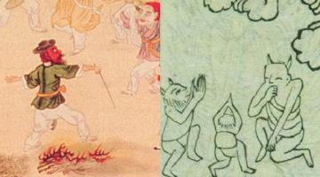 도깨비, 도깨비의 역사