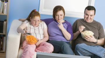 자녀의 비만은 부모의 영향을 받는다
