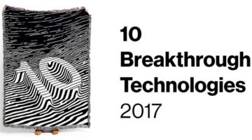 MIT가 선정한 2017년 혁신 기술 10가지