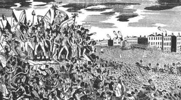 비폭력으로 혁명이 가능한가: 1819년의 피털루 학살부터 1832년 대개혁안까지
