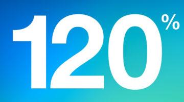 120%를 수주하라: 1인기업의 자기계발