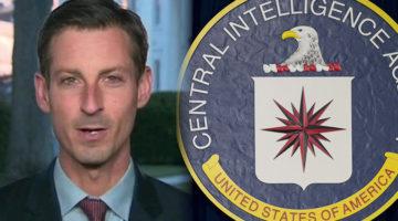 """""""CIA를 제 천직이라 여겼어요. 트럼프 대통령 때문에 CIA를 나왔습니다."""""""