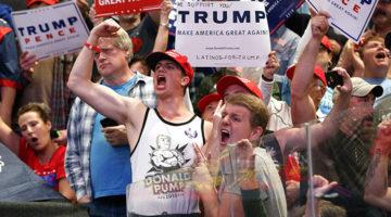 트럼프의 노동자들