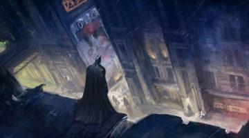 도전 과제 한 세트: '배트맨: 아캄 시티' 100% 달성기