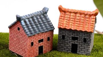 요즘 논문의 양상: 짚으로 된 저택 vs. 작은 벽돌집