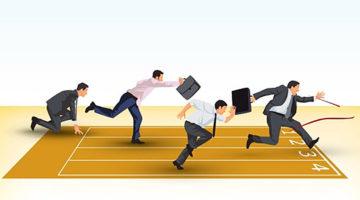 '누구나 할 수 있는 사업'의 경쟁력