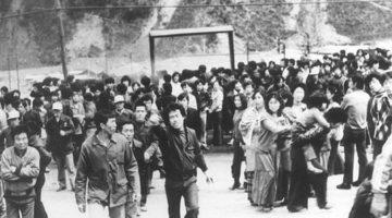 1980년 4월, 사북노동항쟁 발발하다