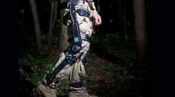 미 보병의 전투력을 향상시켜주는 파워슈츠 K-SRD가 개발되다