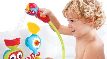 아이들과 함께 '목욕놀이'하기 좋은 장난감 10가지