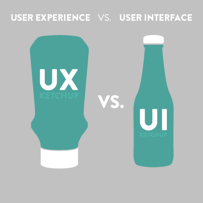 UX와 UI의 차이